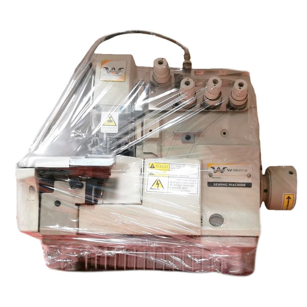 Máquina Industrial Overlock ponto cadeia 4 fios - W-2000  4XT SS - Westman