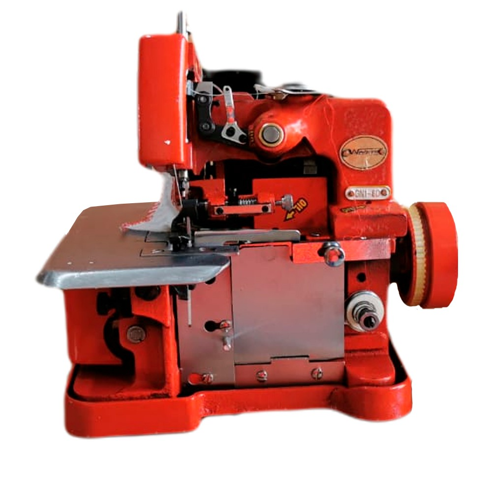 Overlock Semi Industrial 3 Fios C/Motor Acoplado GN-1