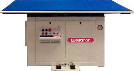 Mesa Industrial Vaporizadora  W-622