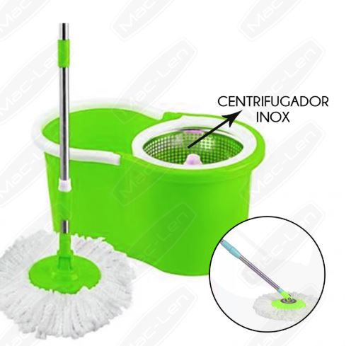 Spin Magic Mop Balde Centrifugar Cor