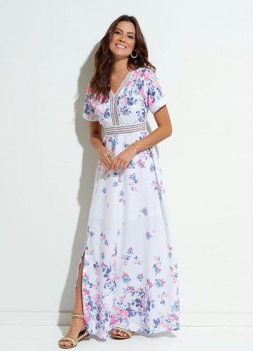 24c24499b7 produto saia cetim florida azul - Busca na Mifil Roupas Femininas
