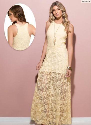 b6a7352b36 vestido branco renda casamento civil religioso plus size - Vestido ...