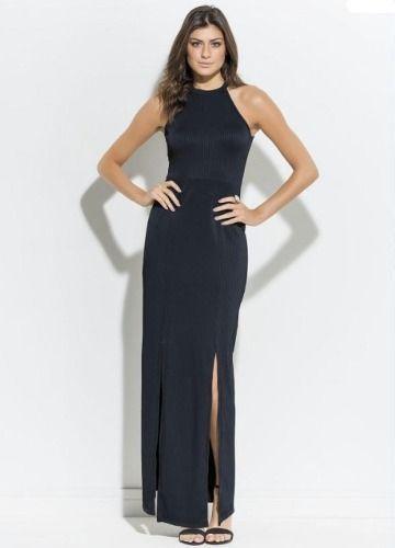 4ccd0e97ce3b vestido plus size festa social chiffon rosa elegante luxo - - De R ...