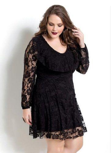 ffaca95dd produto 102979 vestido sabrina preto - Curto - De R$116,00 a R$144 ...