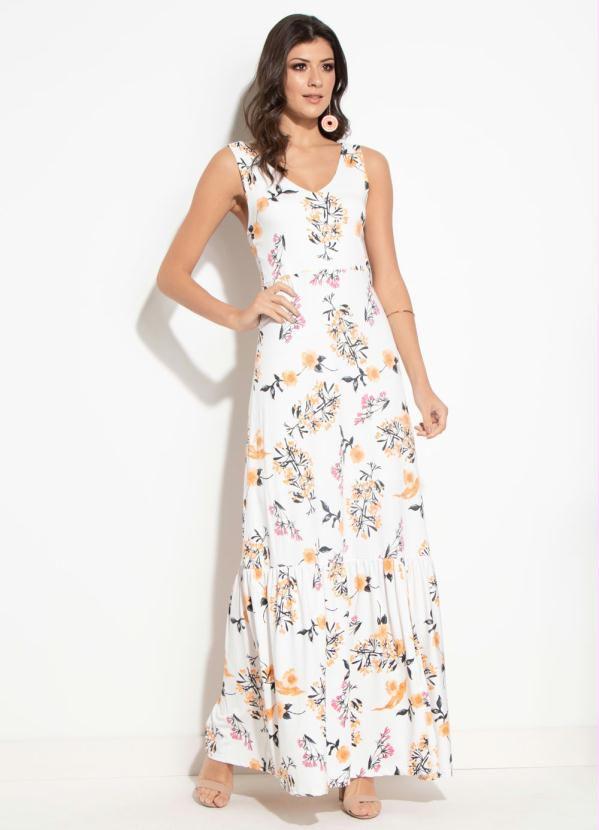 38341fdbee07 produto vestido cetim floral plus size - Vestido - De R$99,25 a R ...