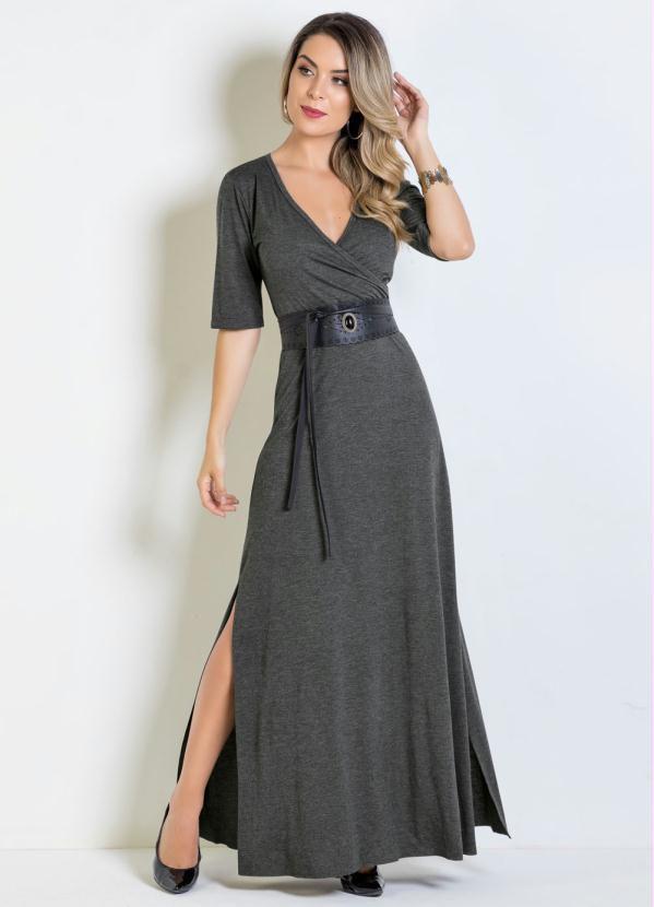 57ed50481 produto vestido evase preto - Vestido - De R$84,16 a R$139,41 Reais ...