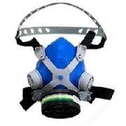 Máscara Respirador Semi Facial Destra Mig 21 Com Filtro Voga