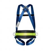 Cinto Paraquedista 3 Argolas Com Proteção Lombar 2004 CA 42828