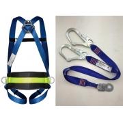 Cinturão Paraquedista 3 Ponto de Ancoragem 2004 Com Talabarte Y 55 6000-A