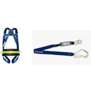 Cinturão Paraquedista 4 Ponto de Ancoragem 2006 Com Talabarte I 55 ABS 6002-A