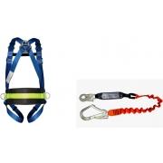 Cinturão Paraquedista 4 Ponto de Ancoragem 2006 Com Talabarte I 55 ABS 6004-A