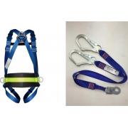 Cinturão Paraquedista 4 Ponto de Ancoragem 2006 Com Talabarte Y 55 Sem ABS 6000-A
