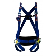 Cinturão Paraquedista 5 Pontos Espaço Confinado 2005 + Talabarte I ABS 6002-A