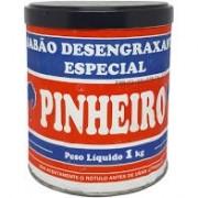 Creme Desengraxante Pinheiro 1kilo - kit com 5 Unidades