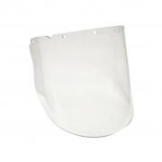 Lente Tipo Bolha Camper Para Protetor Facial Incolor 200mm