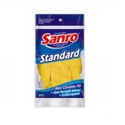 Luva Sanro Amarela Standard CA 1494