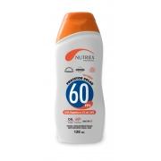 Protetor Solar Nutriex Fps 60 Bisnaga 120 ml