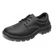 Sapato Amarrar Vulcaflex Marluvas Bico PVC Preto
