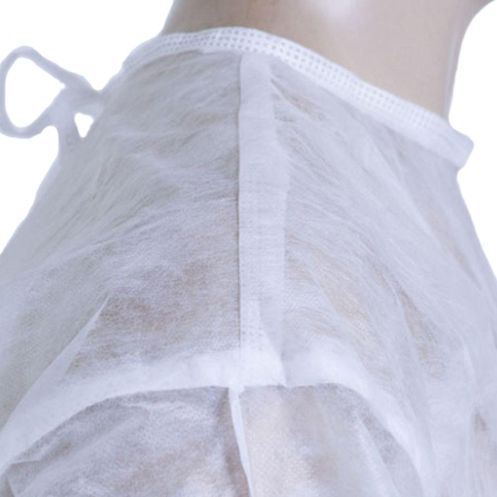Avental Descartável AnaDona Tnt Branco - 10 Unid.