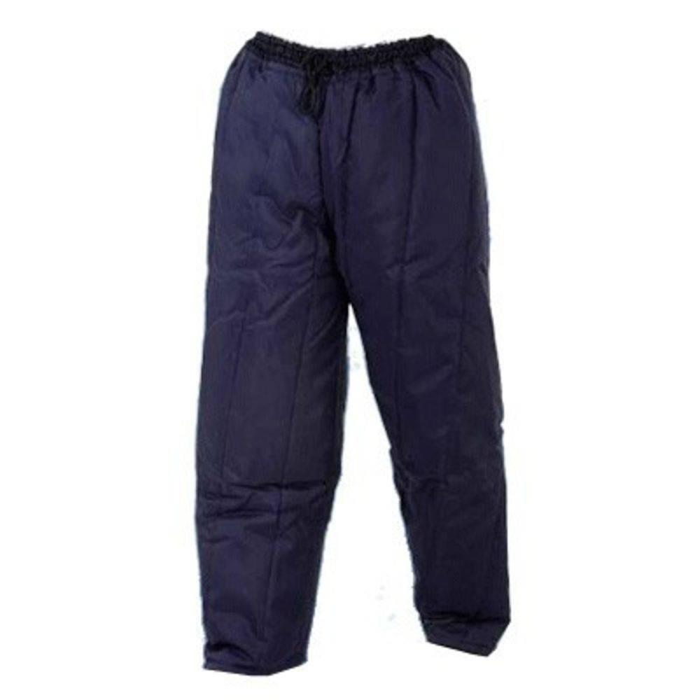 Calça Azul Nylon Frigorifica Térmica Maicol Para Câmara Fria