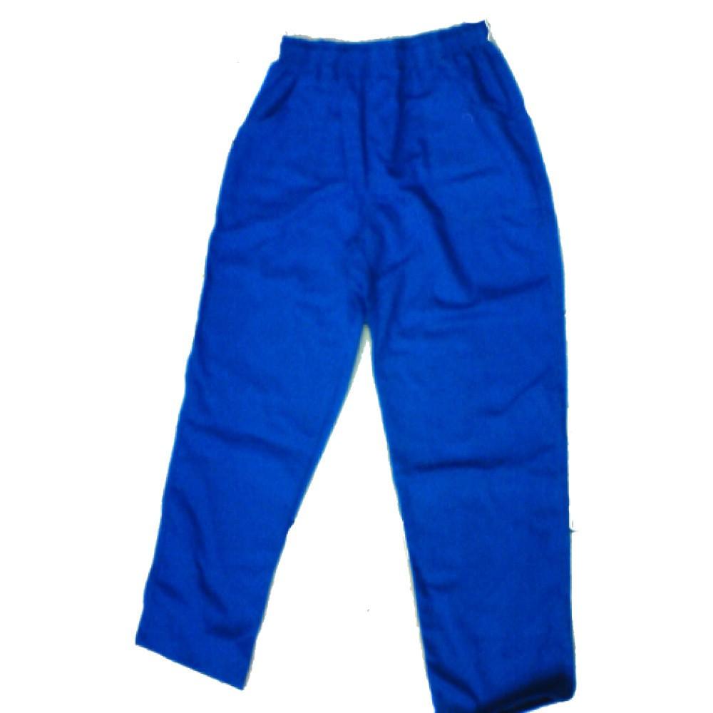 Calça Brim Azul Royal / Cinza / azul Marinho