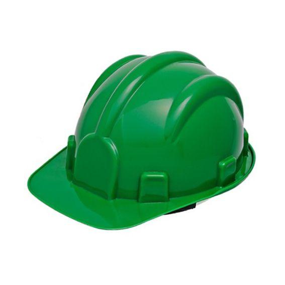 Capacete De Segurança Plastcor Verde