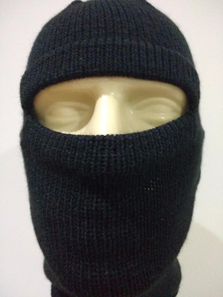 Capuz de Lã Térmico Touca Ninja Maicol