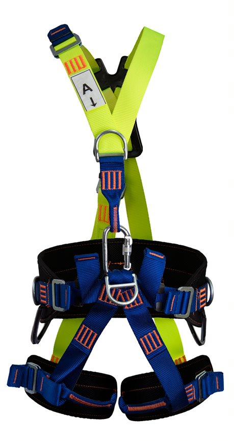 Cinto Paraquedista 5 Pontos de Ancoragem Life 2008 CA 45467