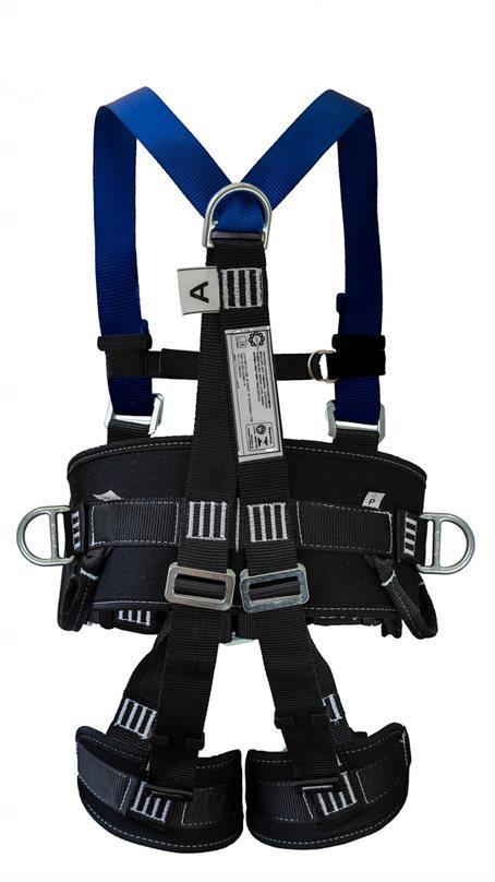 Cinto Paraquedista 5 Pontos de Ancoragem Life 2007 CA 45468