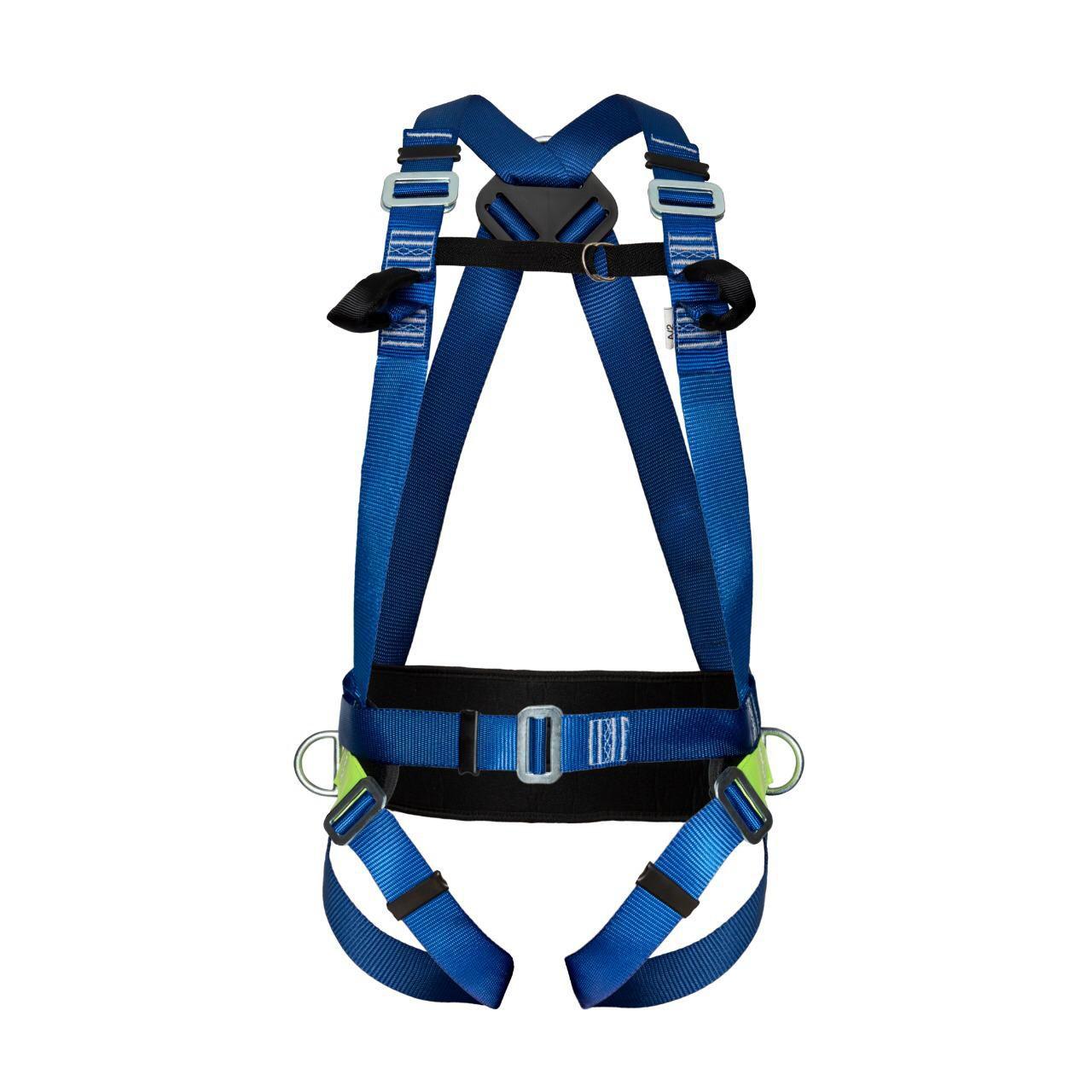 Cinturão Paraquedista 4 Ponto de Ancoragem Proteção Lombar Life 2006