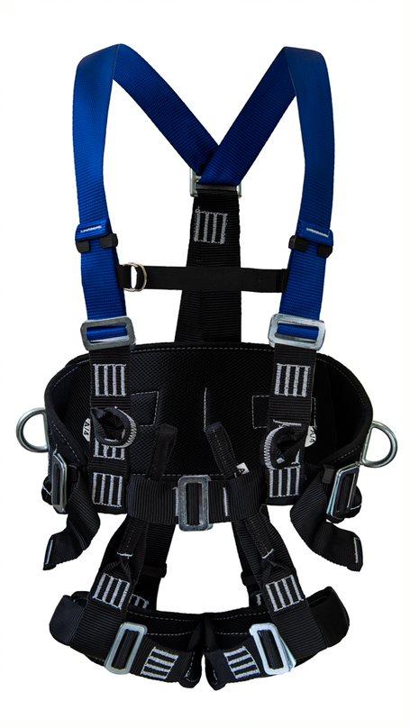 Cinturão Paraquedista 5 Pontos 2007 + Talabarte Y Sem ABS 6000-A