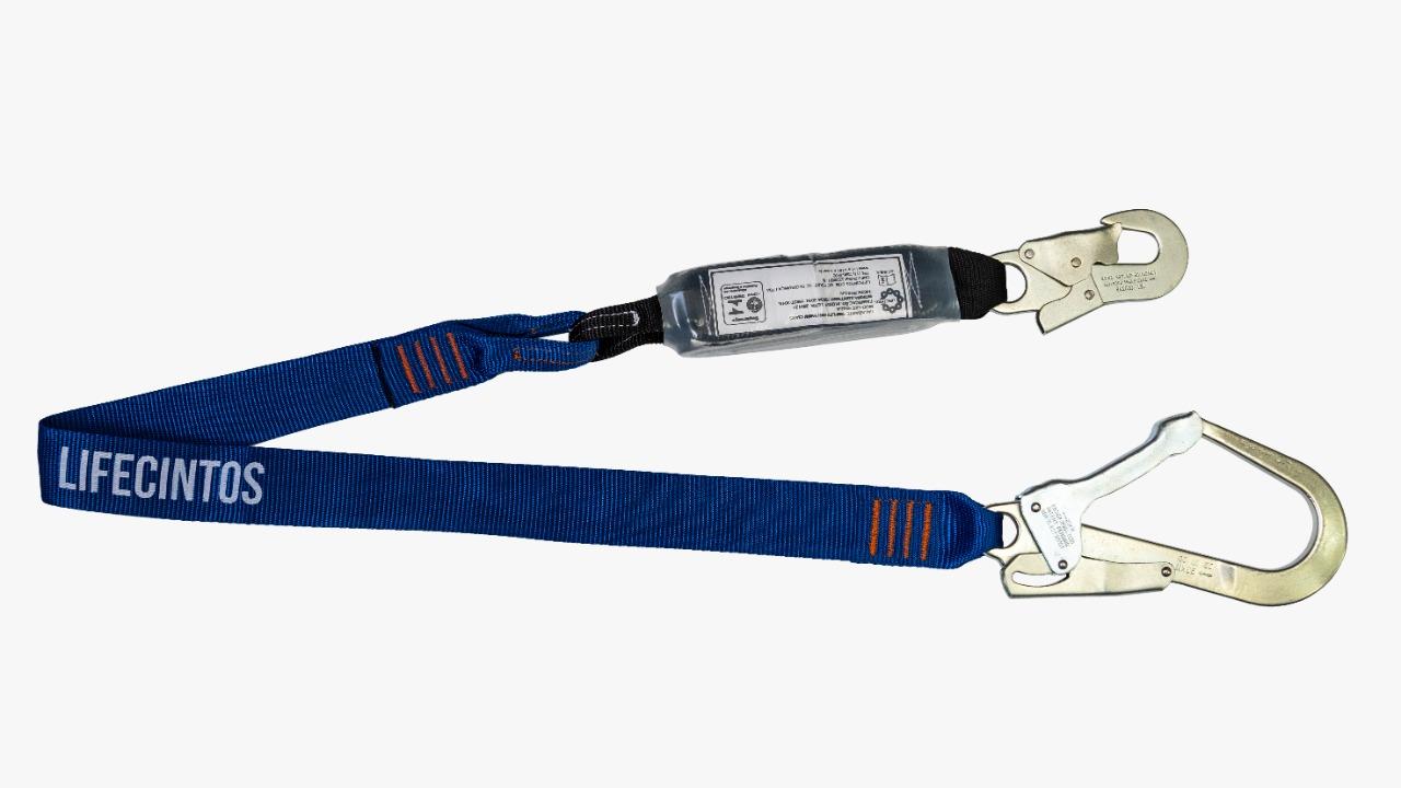 Cinturão Paraquedista 5 Pontos 2008 + Talabarte I ABS 6002-A
