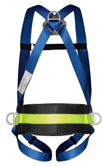Cinturão Paraquedista Life 2004 3 Pontos Com Talabarte Simples 1 Ganho 6001