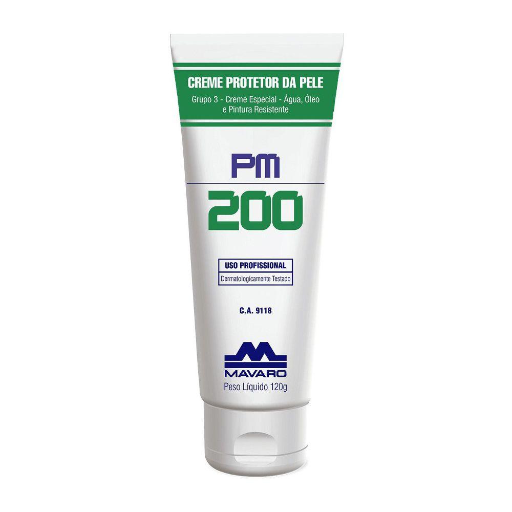 Creme Protetor Mavaro Para as Mãos Pm 200 120g