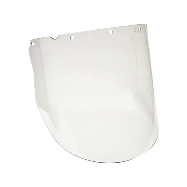 Lente Tipo Bolha Camper Para Protetor Facial Incolor 200mm - NOVA PROTECT b163b37ab6