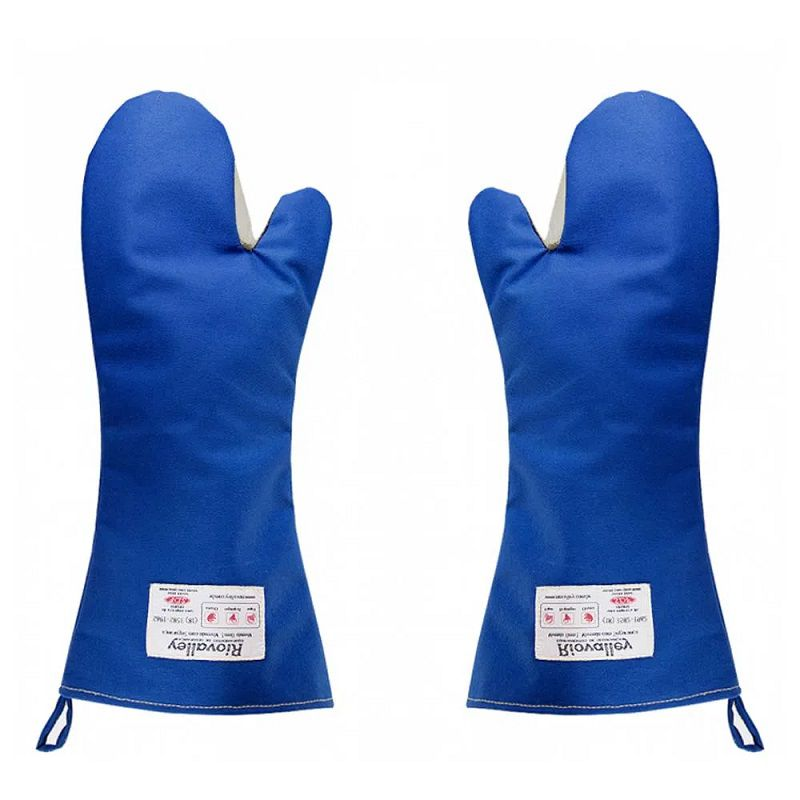 Luva Térmica Anti Chamas Mão de Gato Radiant Heat CA 28688