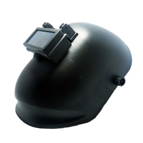 Máscara P/ Solda Super Safety Polipropileno Visor Articulado