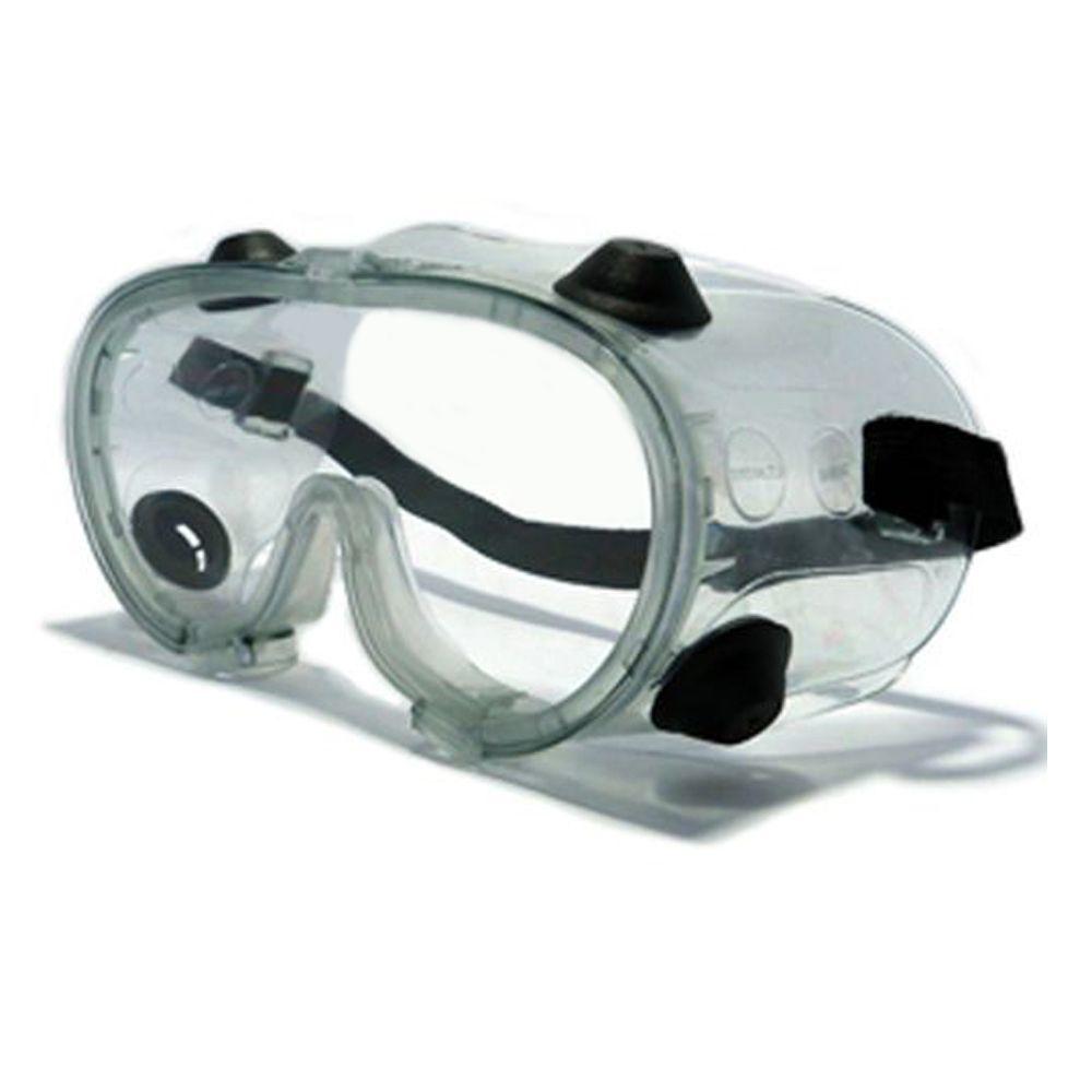 Óculos Ampla Visão Kalipso Com Válvula Rã Incolor