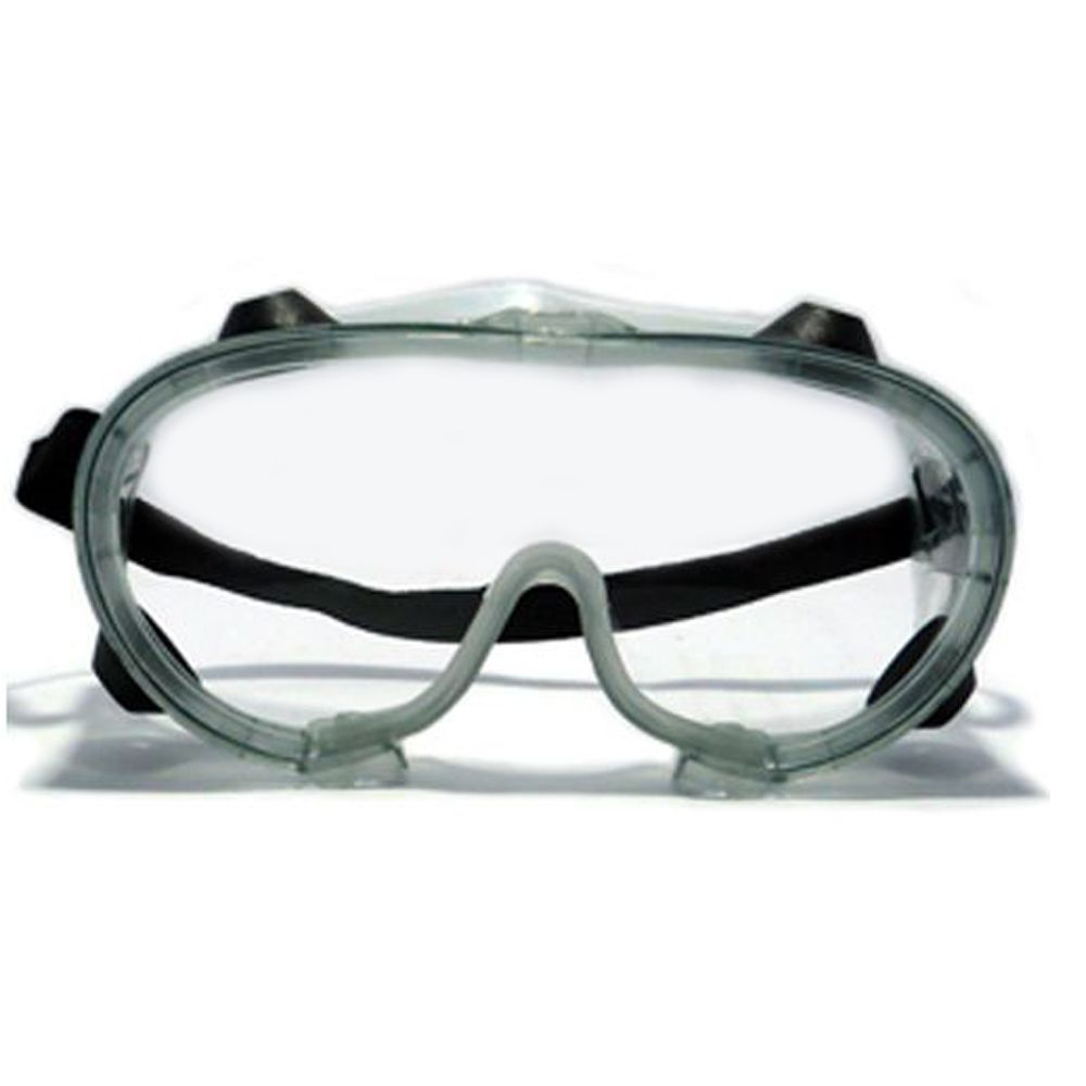 44ca79ae6ad16 ... Óculos Ampla Visão Kalipso Com Válvula Rã Incolor - NOVA PROTECT
