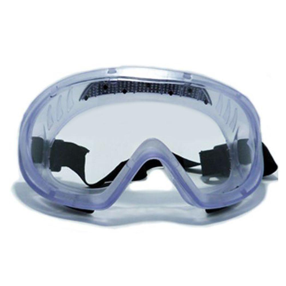 e1fea3c3816c6 ... Óculos Ampla Visão Valeplast Spider Incolor - NOVA PROTECT