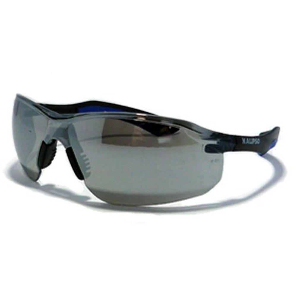 e00873b01969c Óculos Segurança Modelo Jamaica Cinza Espelhado Kalipso CA 35156