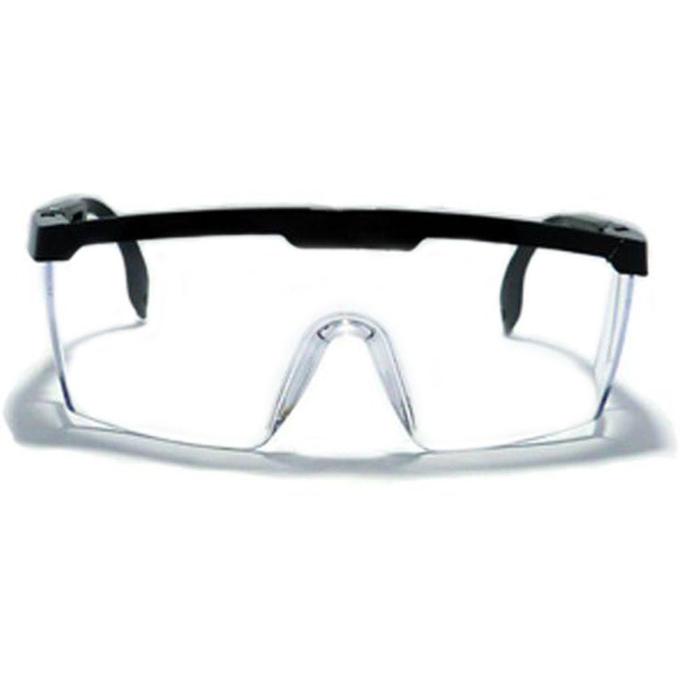 Óculos Poli-Fer Similar Jaguar Incolor - 10 Unid.