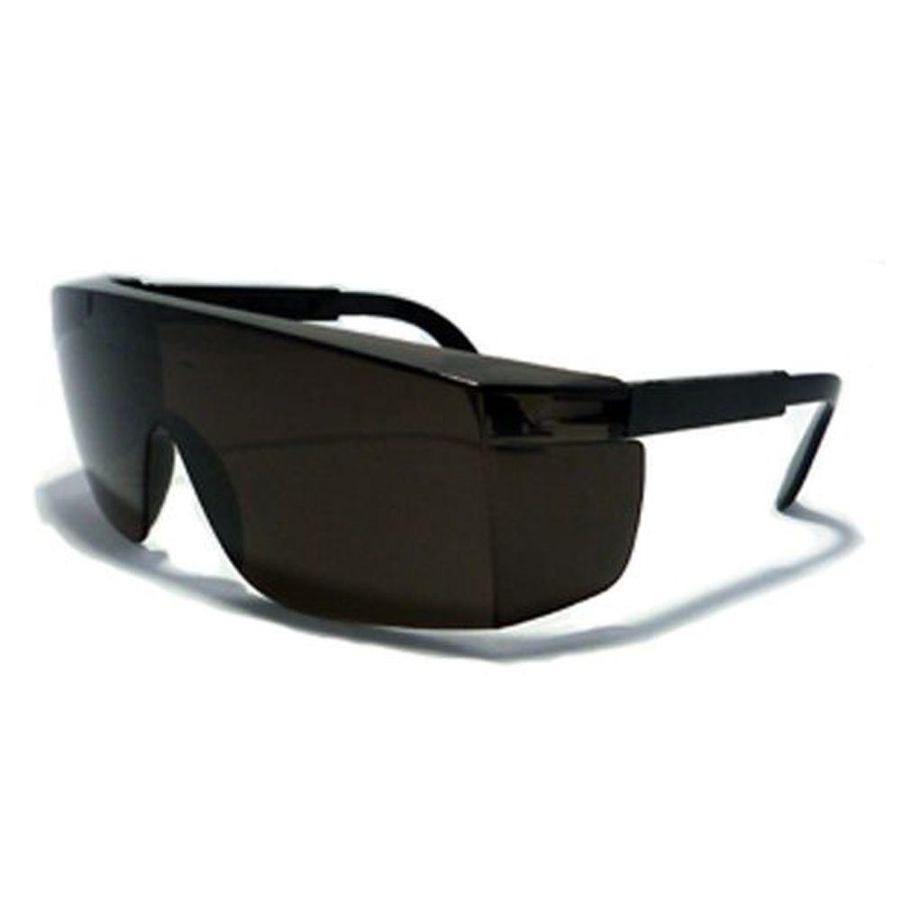 Óculos Valeplast Fumê Similar Jaguar - 10 Unid.
