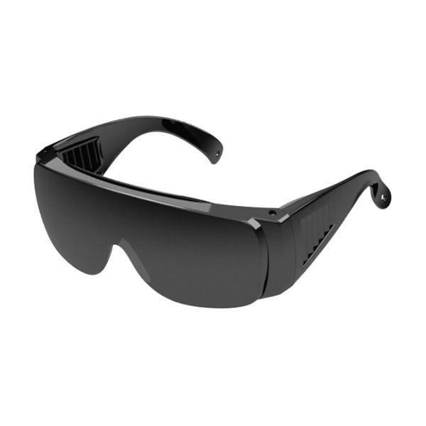 Óculos Valeplast Sobrepor Fumê - 6 Unid.