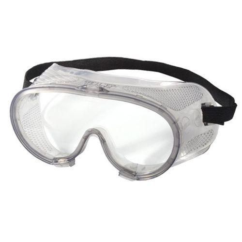 266a46acc67de Óculos Kalipso Ampla Visão Rã Perfurado Incolor - NOVA PROTECT
