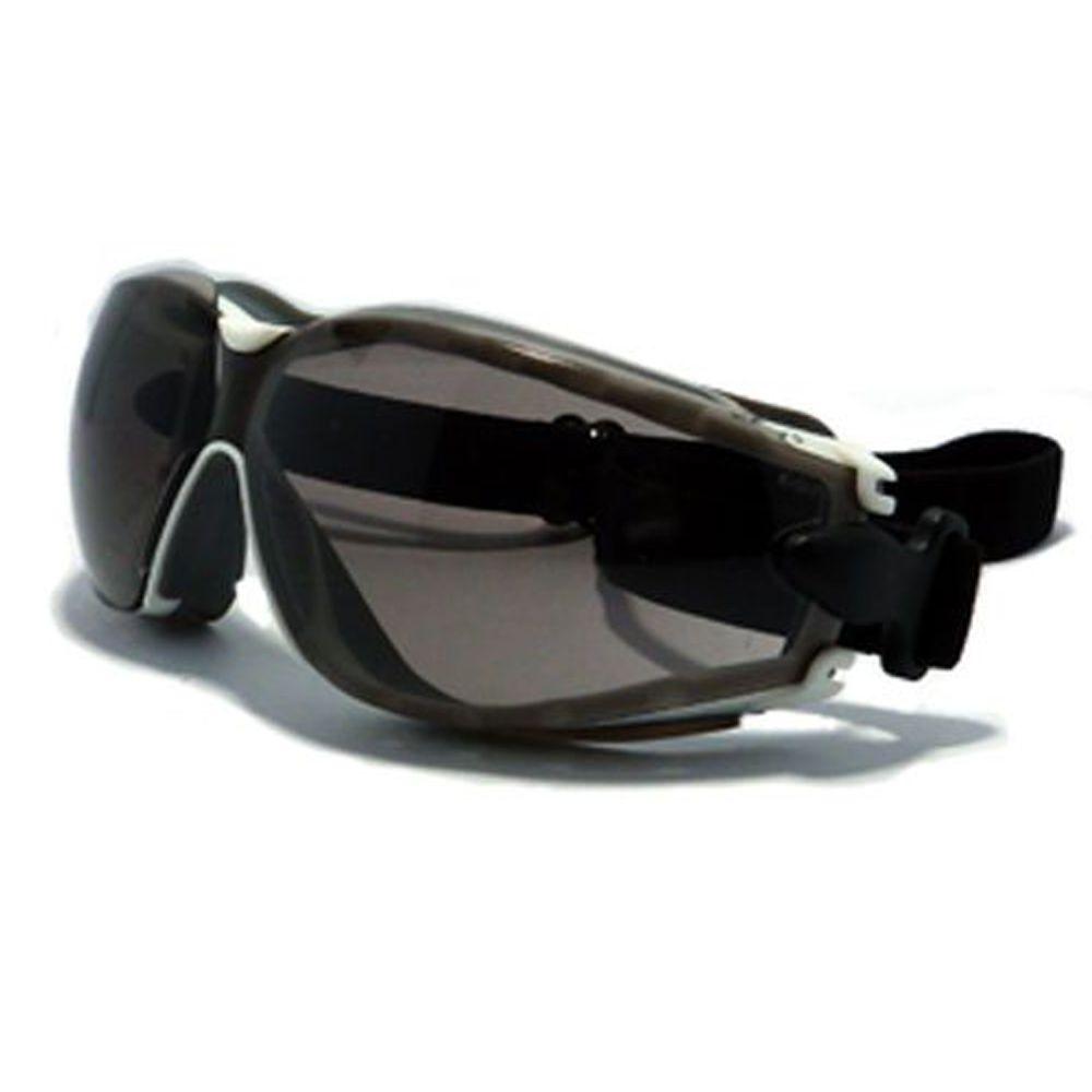 Óculos Kalipso Aruba Cinza Fumê Antiembaçante - NOVA PROTECT ... a4c8acf15f