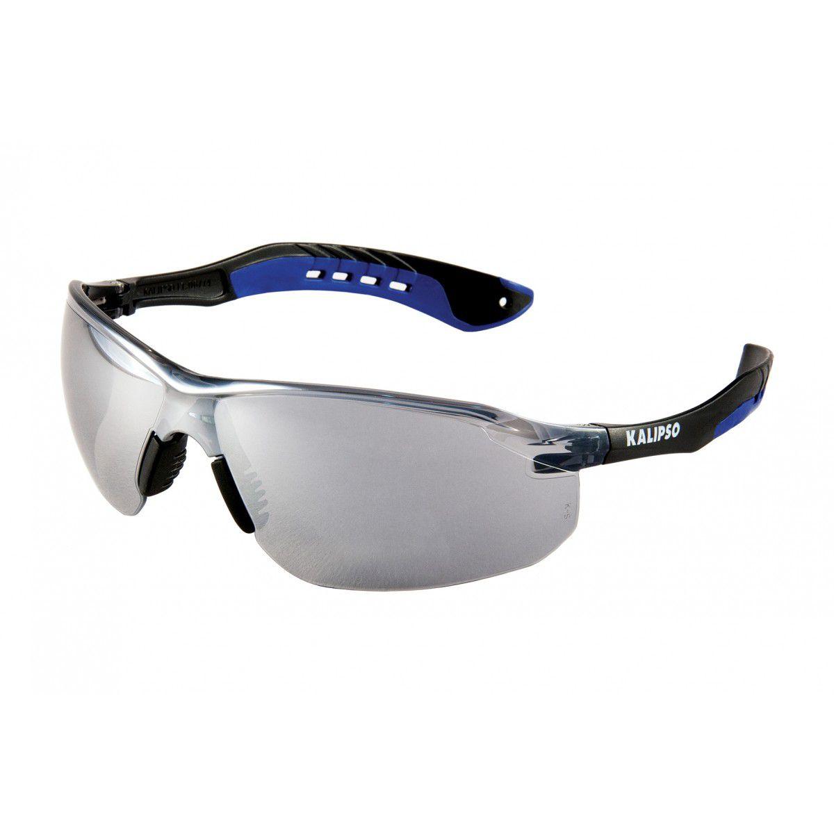 Óculos Kalipso Jamaica Cinza Espelhado