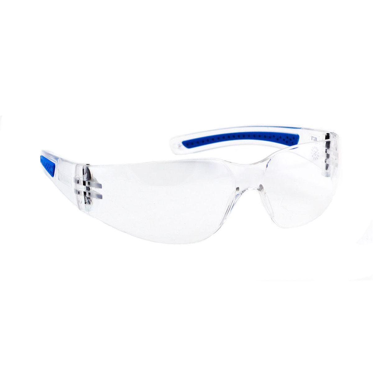 Óculos Leopardo Incolor New Stylus Plus ValePlast - 10 Unid.