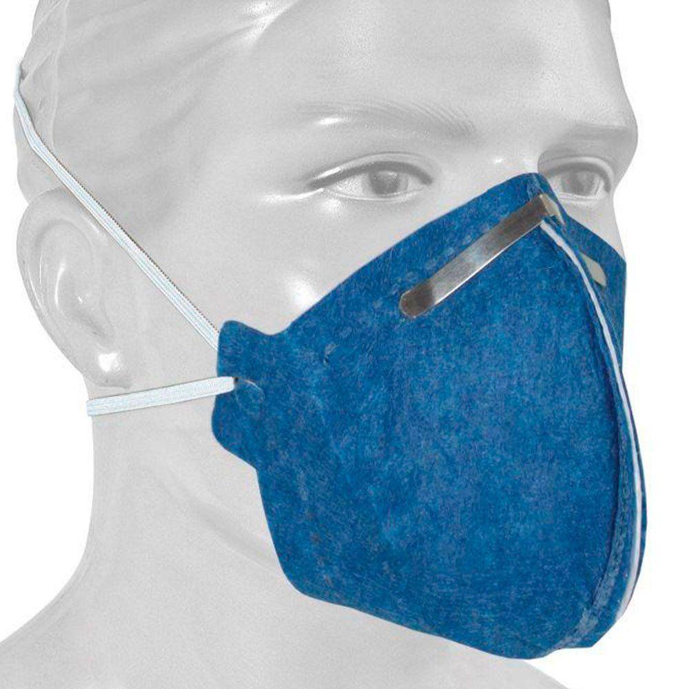 Respirador Descartável Pff1 Sem Válvula - 20 Unid.