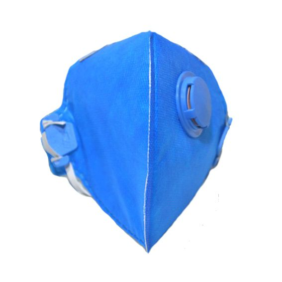 Respirador Descartável Pff3 Com Valvula CA 40909